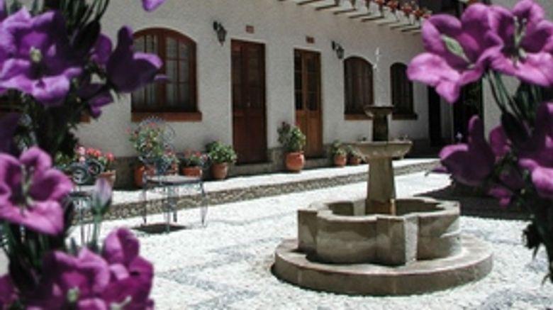 Hotel Rosario Exterior