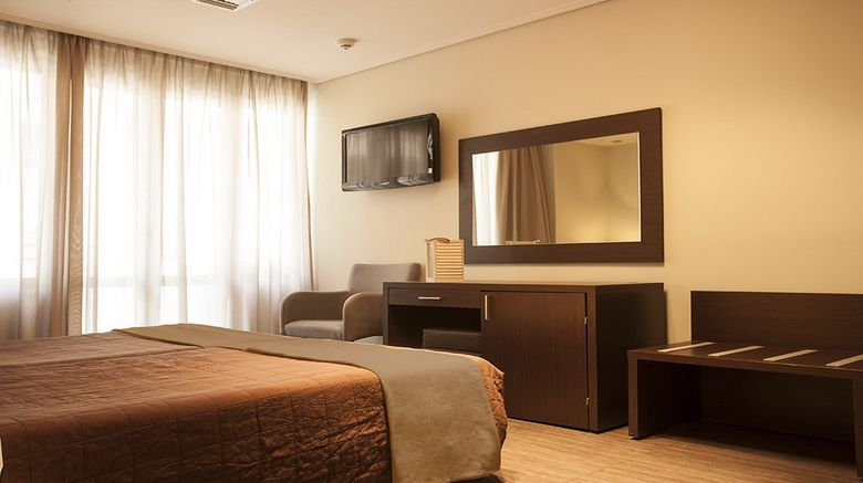 Athens Way Hotel Room