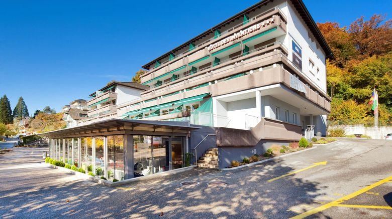 Hotel Des Inventions Exterior