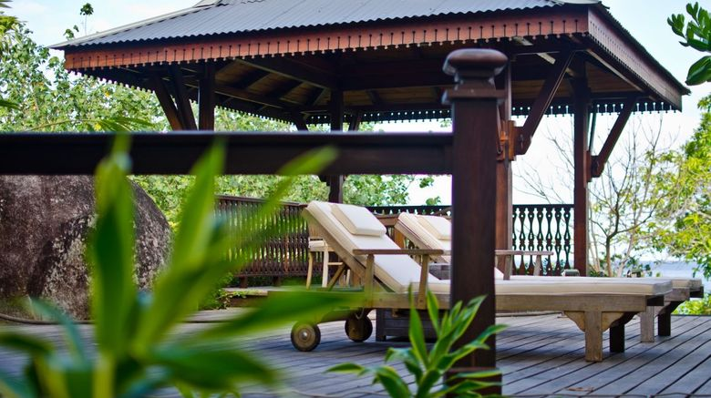 Enchanted Island Resort Exterior