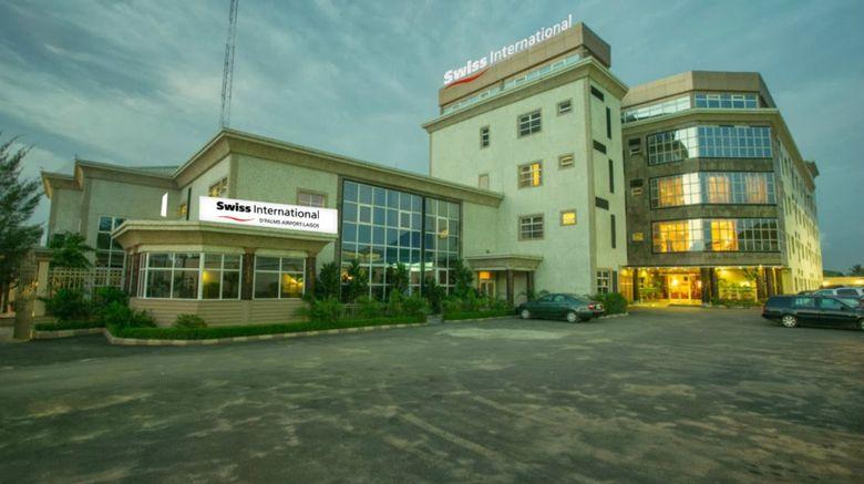 DPalms Airport Hotel Exterior