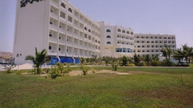 Ramada Almukalla Hotel Exterior