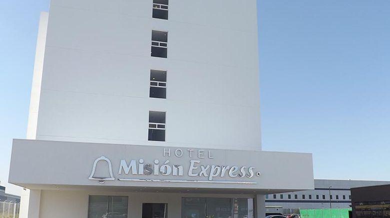 Hotel Mision Express Aeropuerto La Fe Exterior