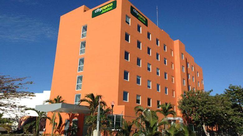 City Express Junior Ciudad del Carmen Exterior