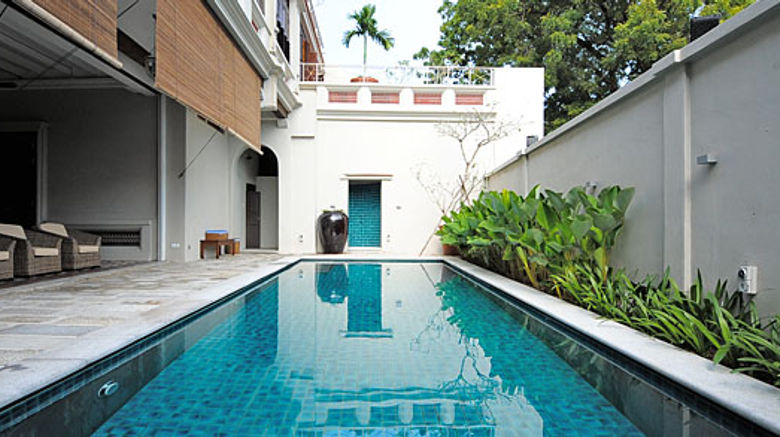 Seven Terraces Exterior