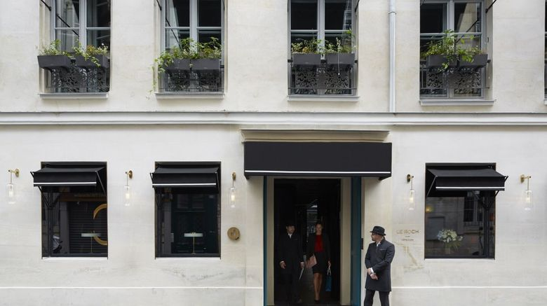 Le Roch Hotel  and  Spa, a Design Hotel Exterior