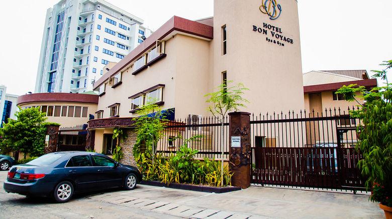 Hotel Bon Voyage Lagos Exterior