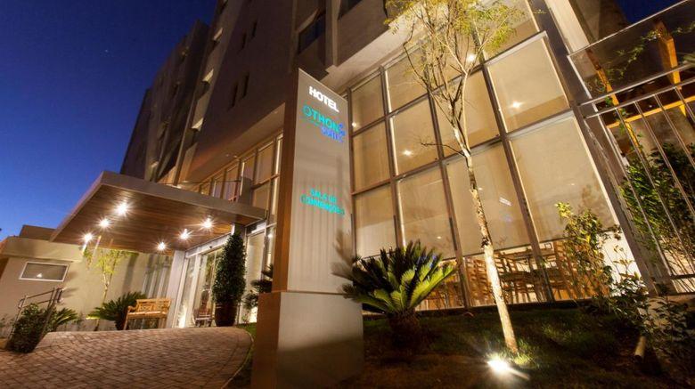 Sao Carlos Othon Suites Exterior