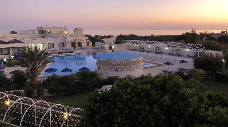 Sunshine Crete Beach Hotel Exterior