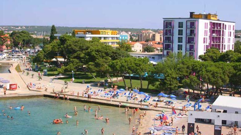 Hotel Adriatic Exterior