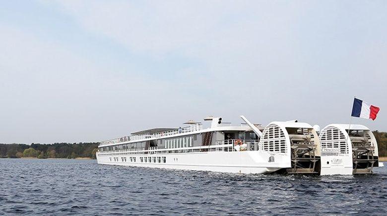 Elbe Princesse Exterior