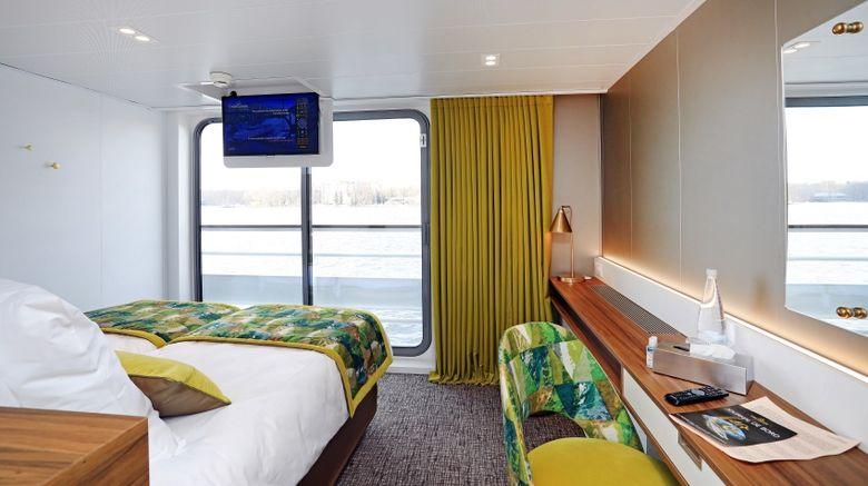 Elbe Princesse II Room