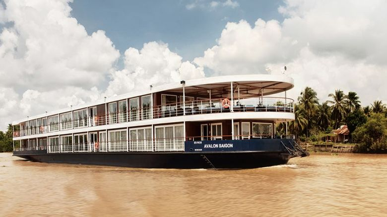 Avalon Saigon Exterior
