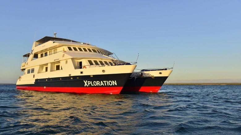 Celebrity Xploration Exterior