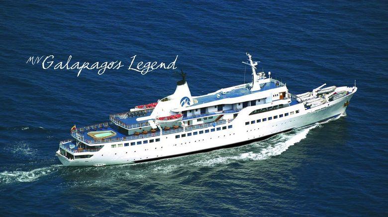 Galapagos Legend Exterior