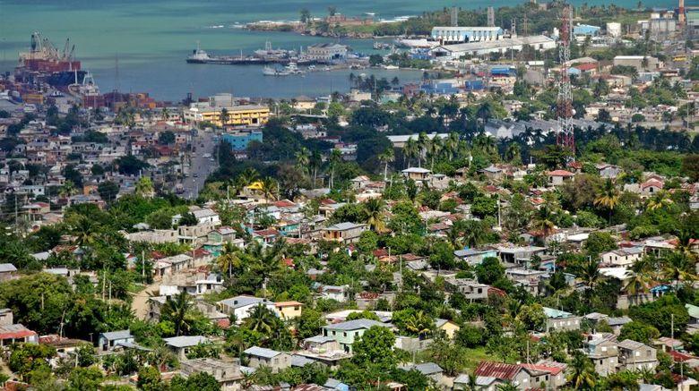 Puerto Plata Scenery