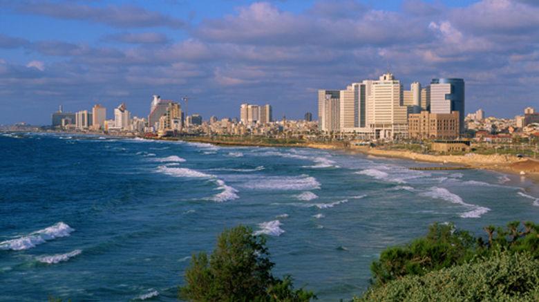 Tel Aviv Scenery