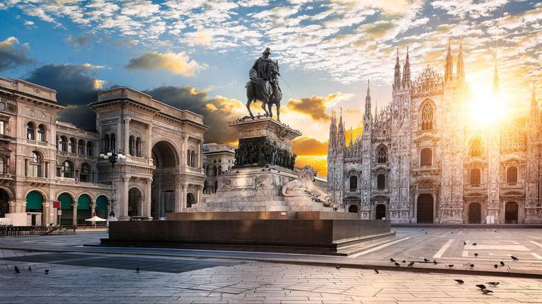 <b>Milan Scenery</b>