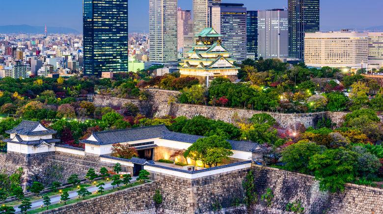 Osaka Scenery