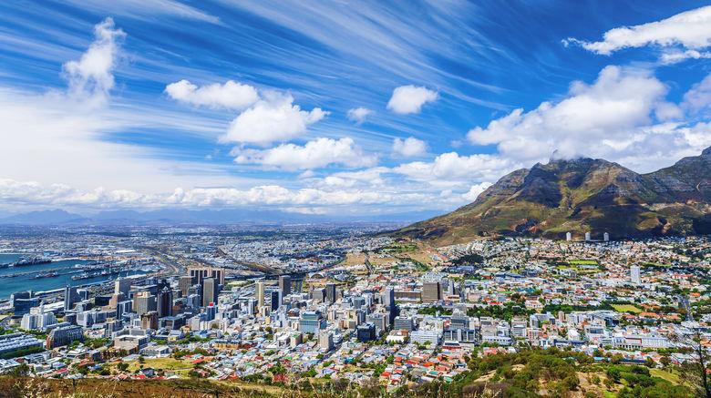 Cape Town Scenery