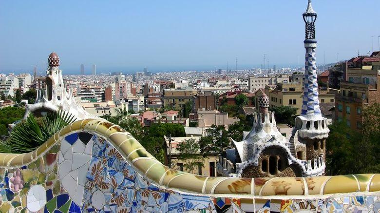 Barcelona Scenery