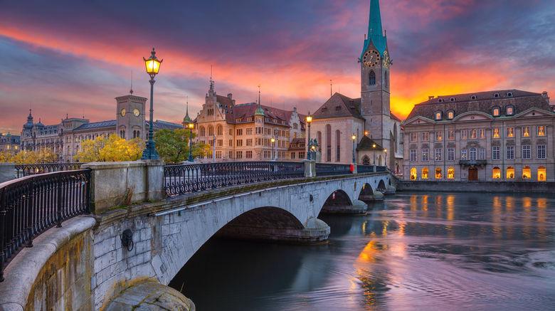 <b>Zurich Scenery</b>