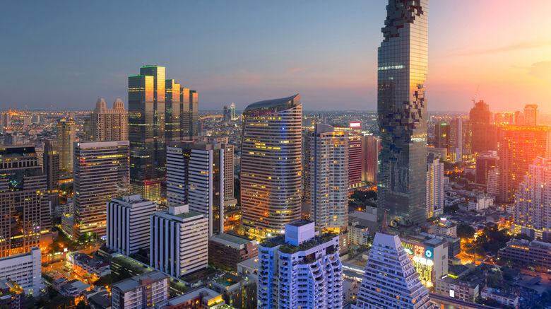 <b>Bangkok Scenery</b>