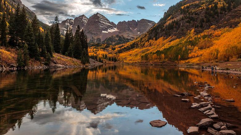 <b>Aspen Scenery</b>