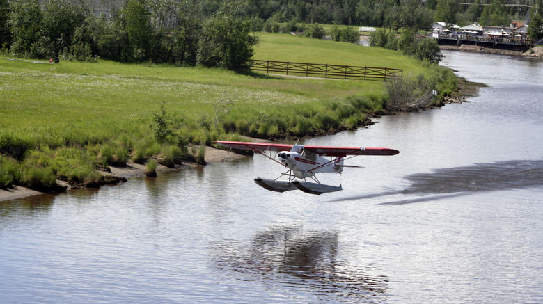 Fairbanks Scenery