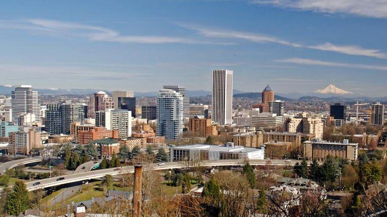 Portland Scenery