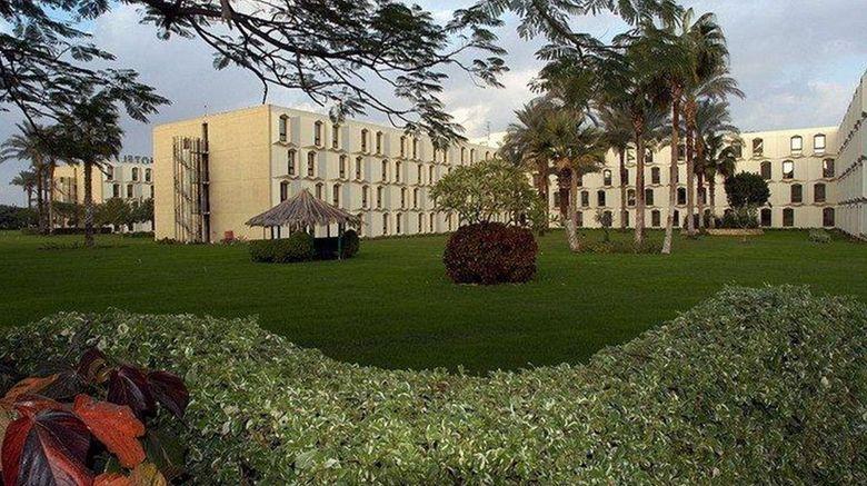 Le Passage Cairo Hotel  and  Casino Exterior