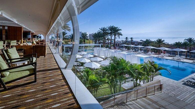 Isrotel Ganim Hotel Dead Sea Exterior