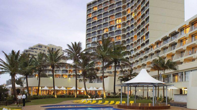 Umhlanga Sands Resort Exterior
