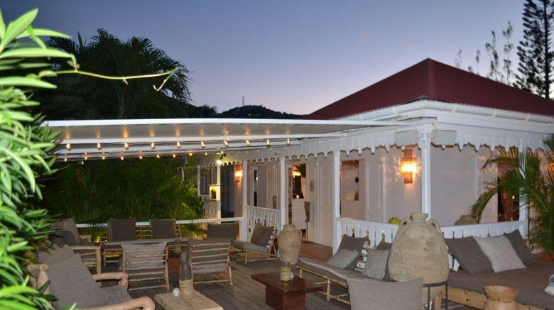 Tropical Hotel Exterior
