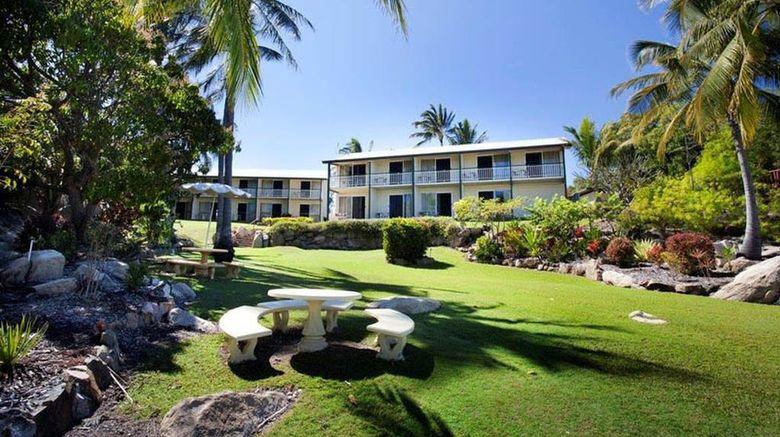 Whitsunday Sands Resort Exterior