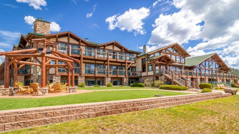 The Estes Park Resort Exterior
