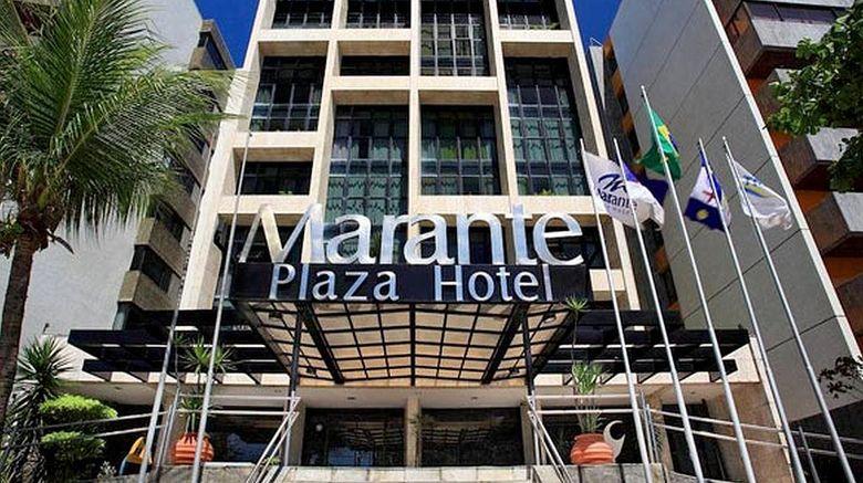 Marante Plaza Hotel Exterior