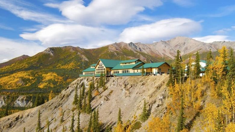 Grande Denali Lodge Exterior