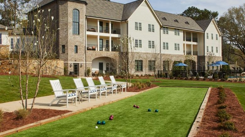 The Resort at Pursell Farms Exterior