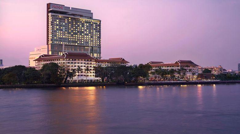 Avani+ Riverside Bangkok Hotel Exterior