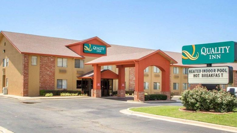 """Quality Inn Broken Arrow Exterior. Images powered by <a href=""""http://web.iceportal.com"""" target=""""_blank"""" rel=""""noopener"""">Ice Portal</a>."""