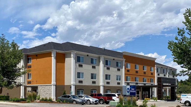 """Best Western Greeley Exterior. Images powered by <a href=""""http://web.iceportal.com"""" target=""""_blank"""" rel=""""noopener"""">Ice Portal</a>."""