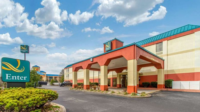 """Quality Inn Bulls Gap Exterior. Images powered by <a href=""""http://web.iceportal.com"""" target=""""_blank"""" rel=""""noopener"""">Ice Portal</a>."""