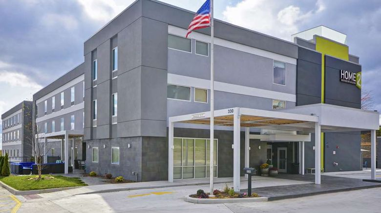 """Home2 Suites by Grand Rapids North Exterior. Images powered by <a href=""""http://web.iceportal.com"""" target=""""_blank"""" rel=""""noopener"""">Ice Portal</a>."""