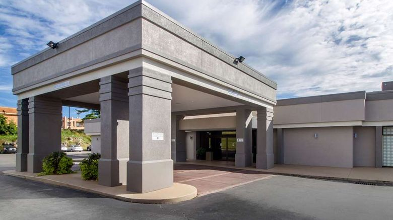 """Quality Inn Cookeville Exterior. Images powered by <a href=""""http://web.iceportal.com"""" target=""""_blank"""" rel=""""noopener"""">Ice Portal</a>."""