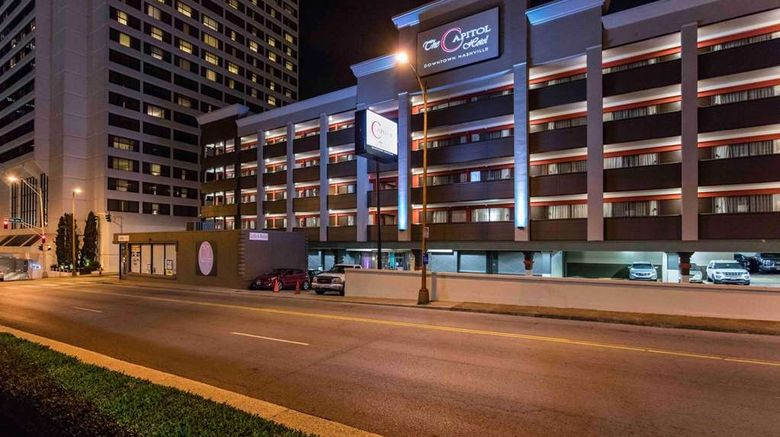 """The Capitol Hotel, Ascend Collection Exterior. Images powered by <a href=""""http://web.iceportal.com"""" target=""""_blank"""" rel=""""noopener"""">Ice Portal</a>."""