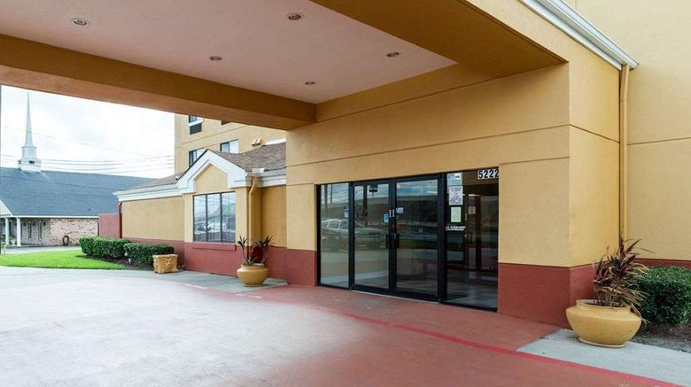 """Quality Inn Baytown Exterior. Images powered by <a href=""""http://web.iceportal.com"""" target=""""_blank"""" rel=""""noopener"""">Ice Portal</a>."""