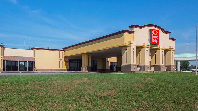 """Econo Lodge of Sulphur Springs Exterior. Images powered by <a href=""""http://web.iceportal.com"""" target=""""_blank"""" rel=""""noopener"""">Ice Portal</a>."""