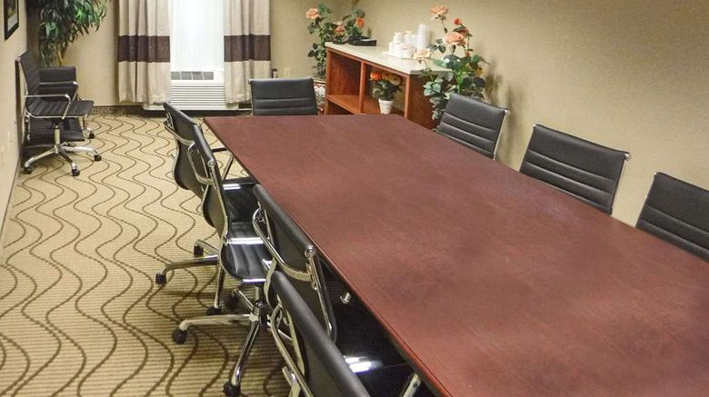 """<b>Comfort Inn New River Gorge Hotel Meeting</b>. Images powered by <a href=""""https://iceportal.shijigroup.com/"""" title=""""IcePortal"""" target=""""_blank"""">IcePortal</a>."""
