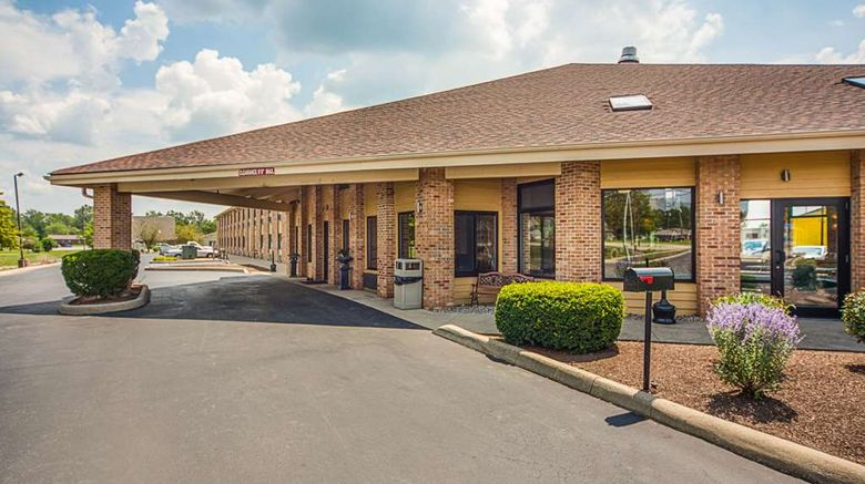 """Quality Inn Decatur Exterior. Images powered by <a href=""""http://web.iceportal.com"""" target=""""_blank"""" rel=""""noopener"""">Ice Portal</a>."""